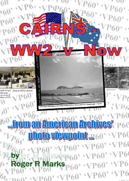 Cairns WW2 v Now Booklet Cover