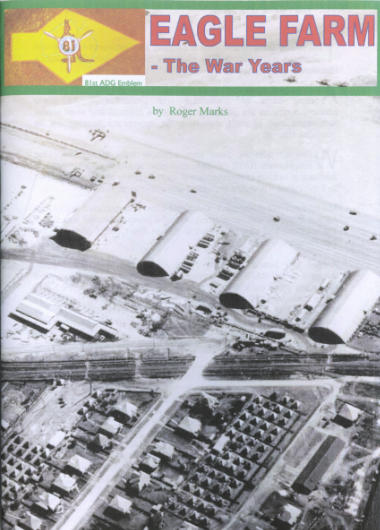 Eagle Farm Airfield Booklet Cover